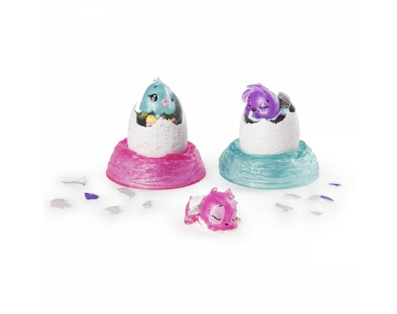 Figurki Hatchimals Party 6046009
