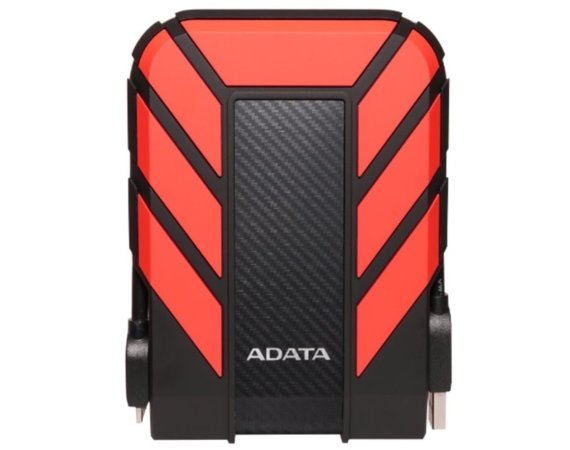 Adata DashDrive Durable HD710 2TB 2.5'' USB3.1 Czerwony