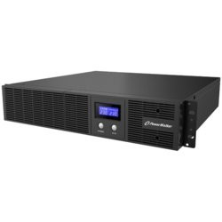 PowerWalker UPS Line-Interactive 2200VA Rack 19 4x IEC Out, RJ11/RJ45 In/Out, USB, LCD, EPO