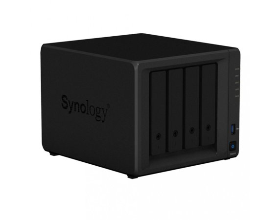 Synology DS418 4x0HDD 2GB 4x1.4Ghz 2xGbE 2xUSB
