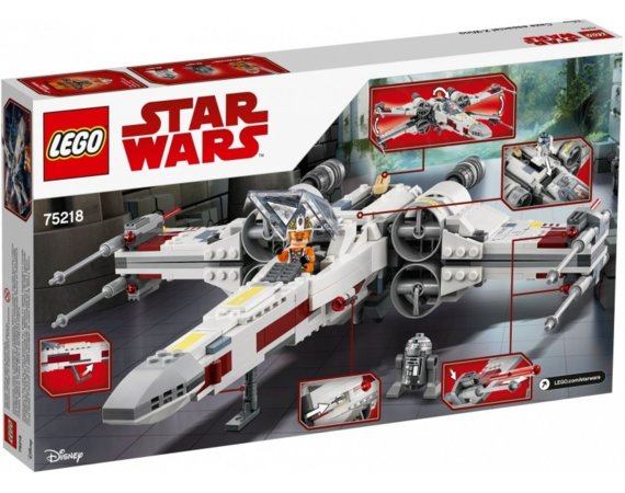 LEGO Klocki Star Wars X-Wing Starfighter GXP-647909