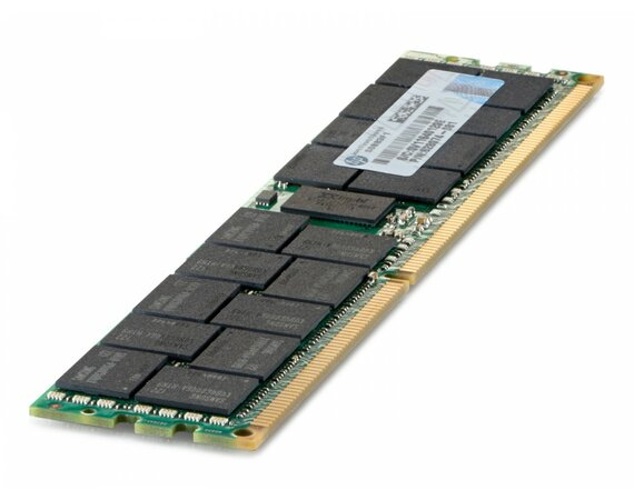 Hewlett Packard Enterprise 4GB 2Rx8 PC3-12800E-11 Kit 669322-B21
