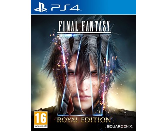 Cenega Gra PS4 Final Fantasy XV Royal Edition