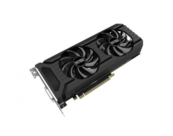 Palit GeForce GTX 1060 DUAL 6GB DDR5 192BIT DVI/HDMI/3DP