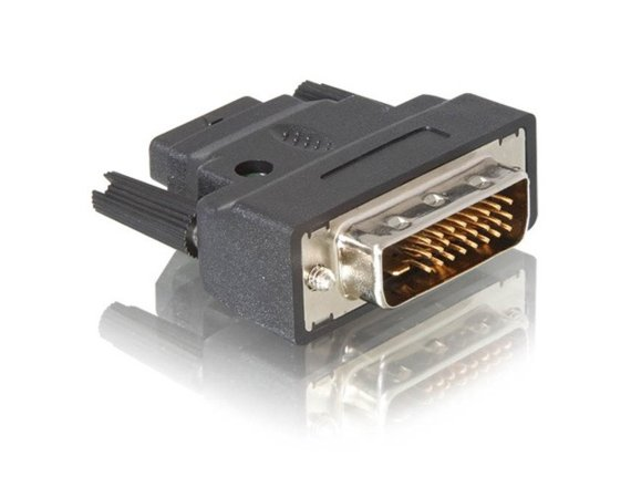 Delock Adapter HDMI(F)->DVI(M)