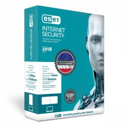 ESET Internet Security PL BOX 3Y kon   EIS-K-3Y-1D