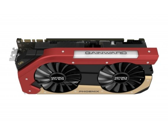 Gainward GeForce GTX 1070 Phoenix GS 8GB PCI-E DVI/HDMI/3DP