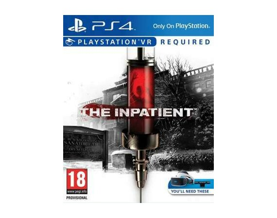 Sony Gra PS4 The Inpatient