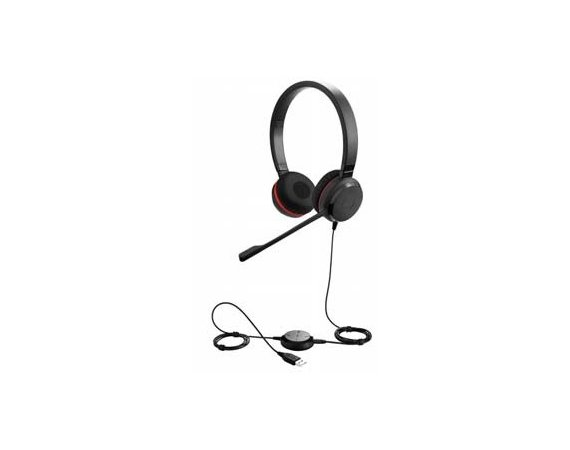 Jabra Evolve 30 II Stereo MS USB/3,5mm
