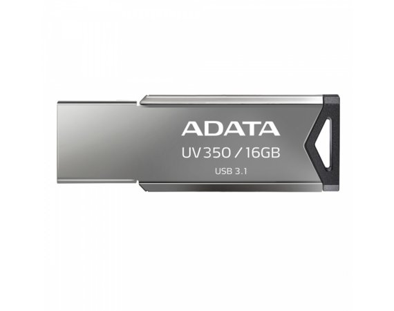 Adata Pendrive UV350 16GB USB3.1 Metallic