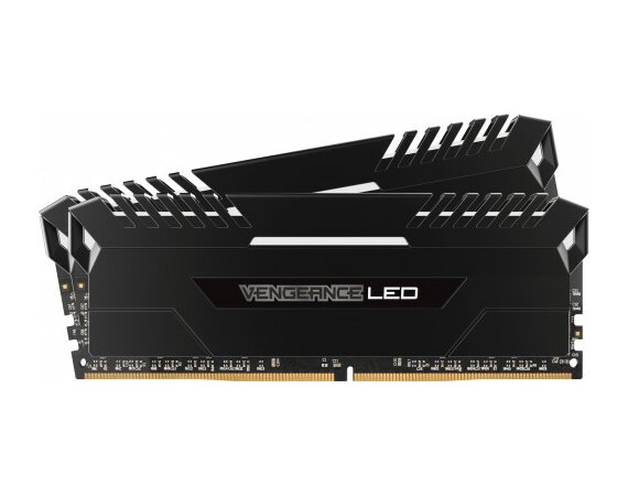 Corsair DDR4 VENGEANCE 16GB/3200 (2*8GB) CL16-19-19-36 White LED