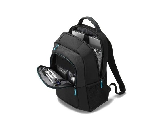 DICOTA Spin Backpack 14-15.6'' Black