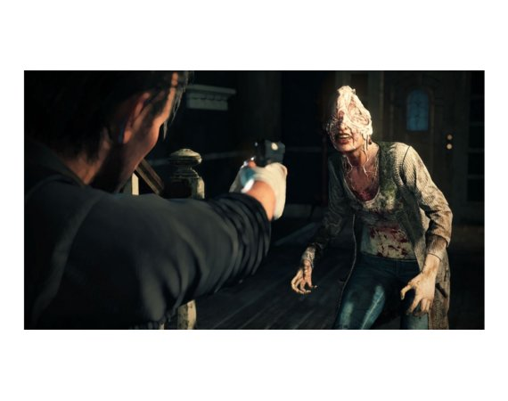 Cenega Gra PS4 THE EVIL WITHIN