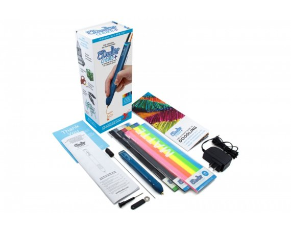 3DOODLER Długopis do druku 3D Create Plus (Marine Blue)