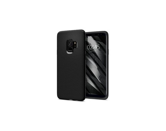 SPIGEN SGP  Liquid Air Etui Galaxy S9 Matte Black