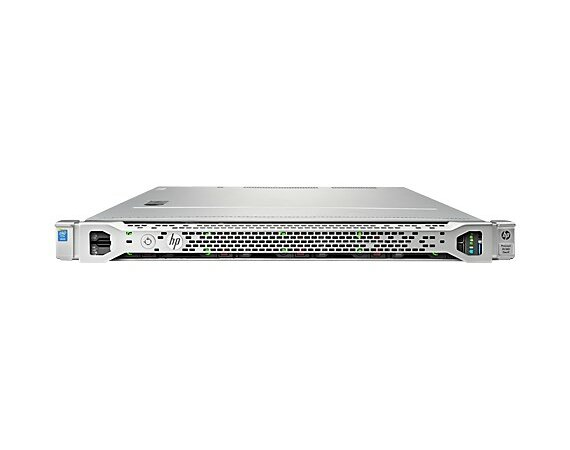 Hewlett Packard Enterprise DL160 Gen9/8SFF/E5-2620v3/16GB/P440ar 4G/DVD-RW/2x1Gb/900W/3-1-1 783365-425