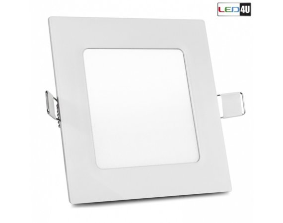 Maclean Panel LED sufitowy slim LD152N Natural white 6W