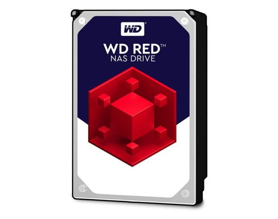 Western Digital Red 10TB 3,5'' 256MB SATAIII/5400rpm