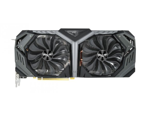 Palit Karta graficzna GeForce RTX 2080 GameRock PE 8GB GDDR6 256BIT DP/HDMI/USB-c