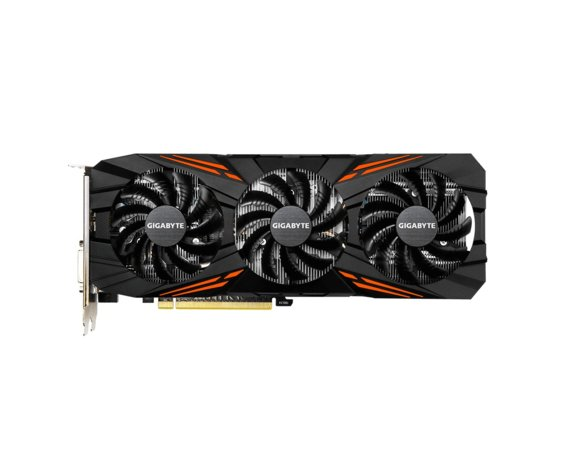 Gigabyte GeForce GTX 1070 Ti 8GB DDR5 256BIT DVI-D/HDMI/3DP