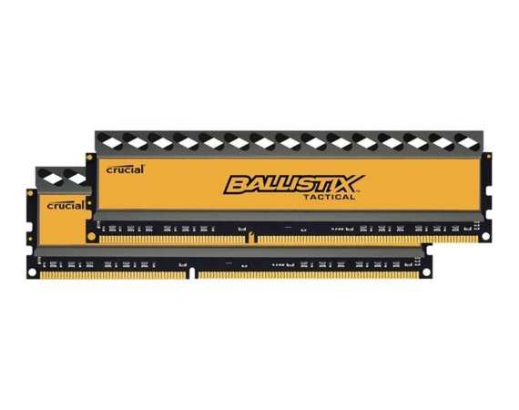 Crucial DDR3 Ballistix Tactical 8GB(2*4GB) CL8-8-8-24