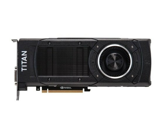 ZOTAC GeForce CUDA GTX TITAN X 12GB DDR5 384BIT DVI/HDMI/3DP