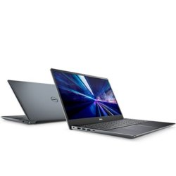Dell Notebook Vostro 7590 Win 10 Pro i7-9750H/256GB/8GB/GTX1050/15.6 FHD/KB-Backlit/3-cell/3Y BWOS