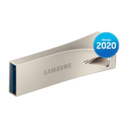 Samsung Pendrive BAR Plus USB3.1 256 GB Champaign Silver