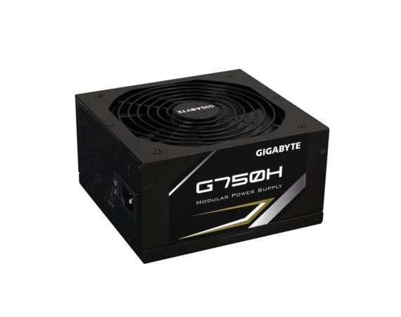Gigabyte Zasilacz G750H 750W PFC 140mm double ball ATX