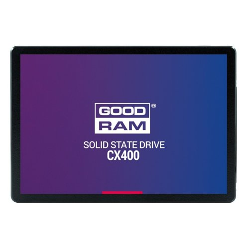 GOODRAM Dysk SSD CX400 512GB  SATA3 2,5 550/490MB/s 7mm