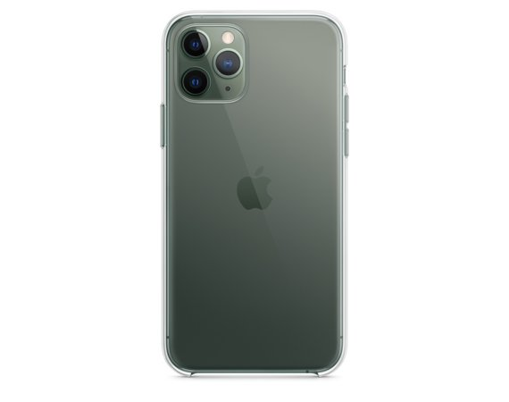 Apple Przezroczyste etui do iPhone 11 Pro Max