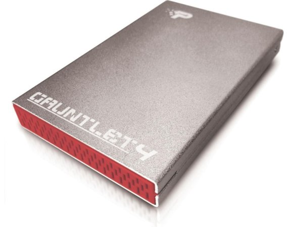 "Patriot Gauntlet 4 USB3.1 SSD/HDD CASE                          2,5"" SATA III"