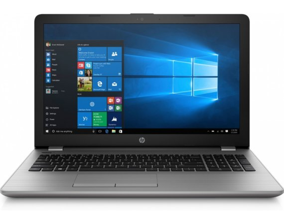 HP Inc. Laptop 250 G6 i5-7200U W10P 256/8GB/DVD/15,6 3QM05ES