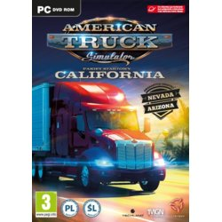 Techland Gra PC American Truck Simulator