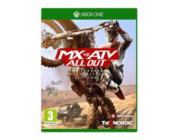 Cenega Gra Xbox One MX va MTV All Out