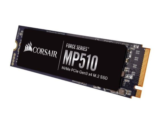 Corsair Dysk SSD 960GB MP510B Series 3480/3000 MB/s PCIe M.2