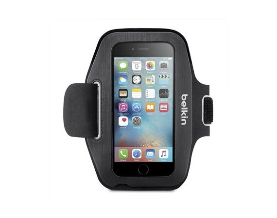 Belkin SPORT-FIT Armban iPhone 6 black