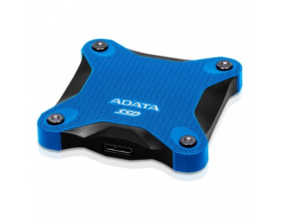 Adata Dysk SSD External SD600Q 240GB USB3.1 Blue
