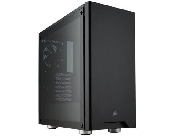 Corsair Carbide Series 275R ATX Mid-Tower Obudowa TG Czarna