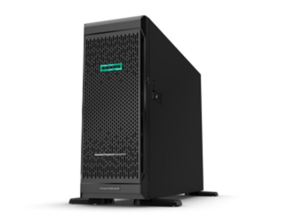 Hewlett Packard Enterprise ProLiant ML350 Gen10 4110 1P/16G/P408i/2x300GB SAS/8SFF/DVD-RW/2x800W 878763-425