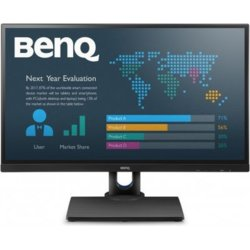 Benq Monitor 27 BL2706HT LED 6ms/IPS/5mln:1/DVI/CZARNY