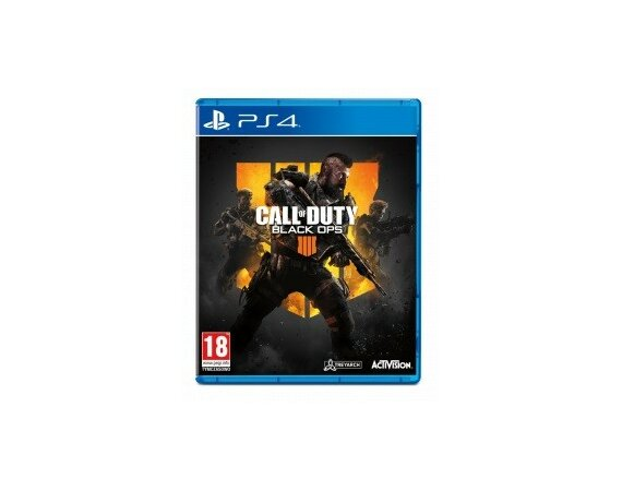Activision Gra PS4 Call of Duty Black Ops 4