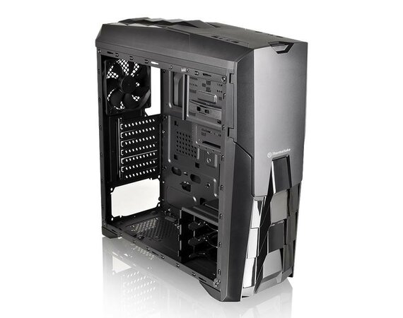 Thermaltake Versa N25 USB 3.0 (120mm), czarna