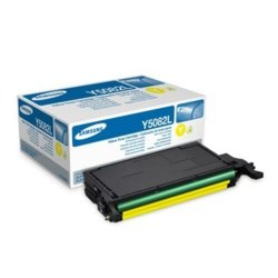 HP Inc. Samsung CLT-Y5082L H-Yield Yellow Toner