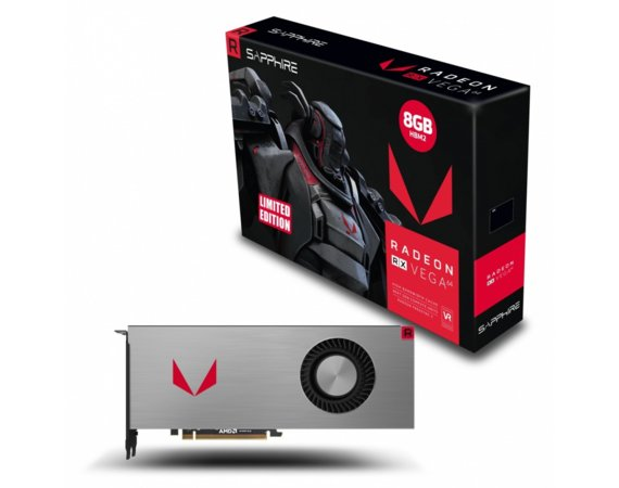 Sapphire Technology Radeon RX VEGA 56 Limited Edition 8GB HBM2 2048BIT HDMI/3DP