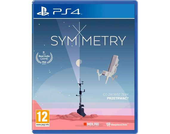 Cenega Gra PS4 SYMMETRY
