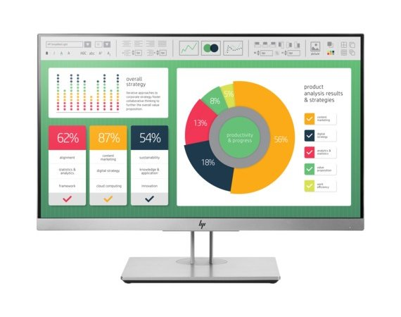 HP Inc. Monitor 21.5 EliteDisplay E223 Monitor 1FH45AA
