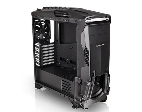 Thermaltake Versa N24 USB3.0 Window - Black