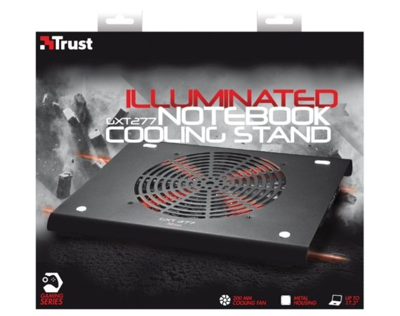 Trust GXT 277 Notebook Cooling Stand