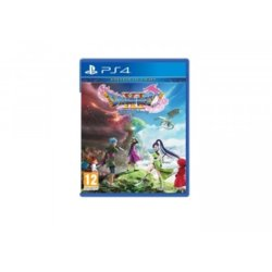 Cenega Gra PS4 Dragon Quest XI Echoes Of An Elusive Age